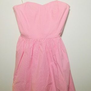 Fun Lilly Pulitzer size 2 strapless party dress